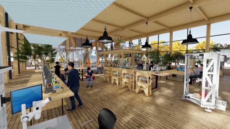 Guallart Architects проектирует спецжилье для нового города в Китае