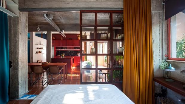 Бетонная квартира в Афинах от Point Supreme