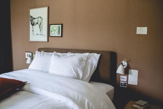 Le Barn: гостиница в деревенском стиле во Франции