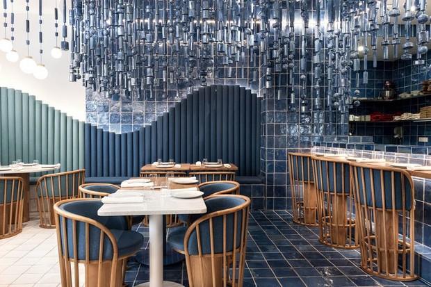 Ярко и со вкусом: эклектичный ресторан La Sastrería в Валенсии