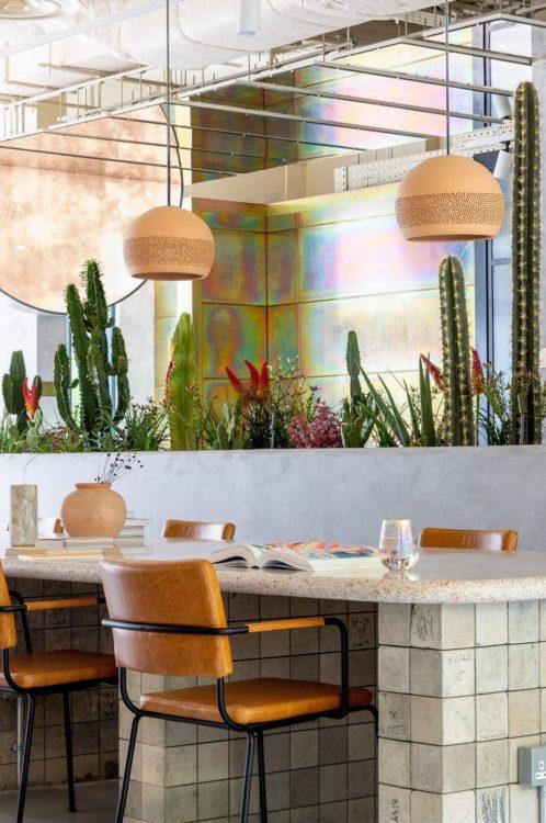 Отель Bermonds Locke в Лондоне напоминает о калифорнийских пустынях