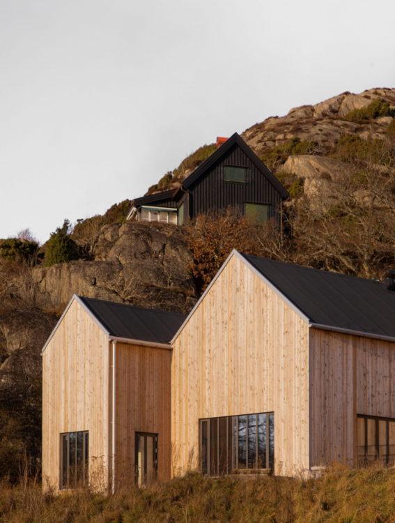 Прекрасный минимализм: Archipelago House в Швеции от Norm Architects